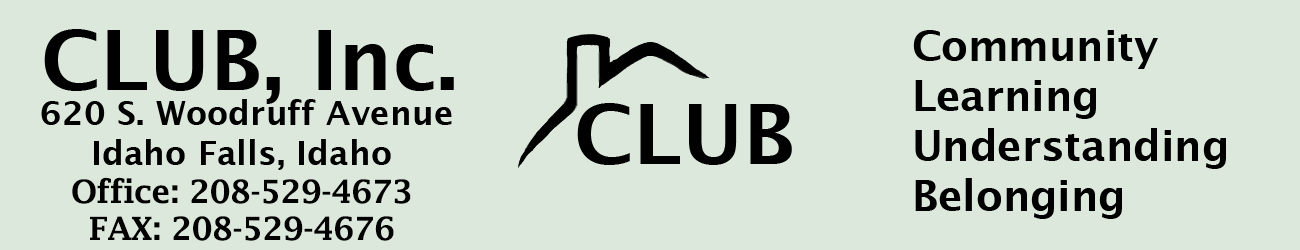 CLUB Inc. Logo